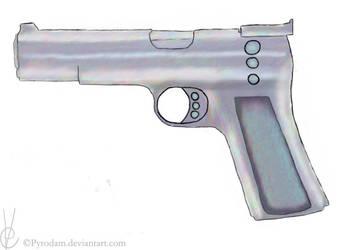 Update Weapon Design by Verolise