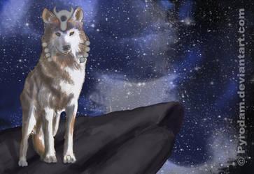 Wolf Taurus by Verolise