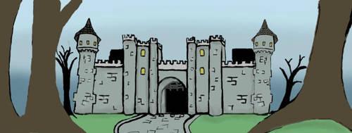 my castle now by Verolise