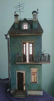 Old house by kol-basa
