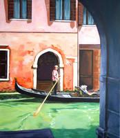 Gondola by vinny53