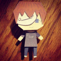 Cryaotic Papercraft by QueenChoopie