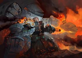 Steam Commander by GuzBoroda
