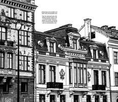 Victorian manga background 4 by Attlebridge