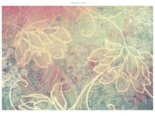 Floral Intoxication II by AboveVintage