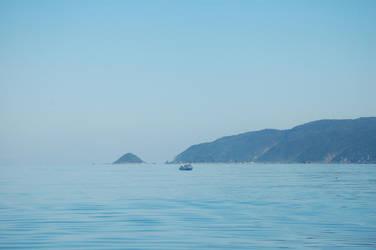 Kapiti Island by MarsThepixie