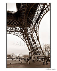EIFFEL TOWER 3 by althepal99
