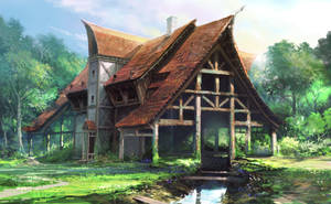 house by artcobain