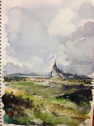 watercolor 13 by artcobain