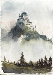 watercolor 14 by artcobain