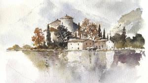 watercolor 17 by artcobain