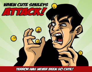 Smiley Attack by NC-71169