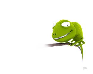 chameleon by nicobou