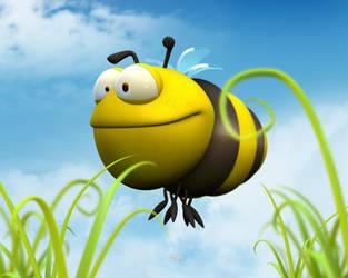 Bee by nicobou