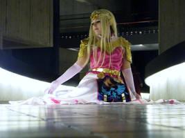 Ocarina of Time Princess Zelda by KittyKarlson