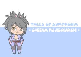 Chibi Sheena by OutOfTheOrange