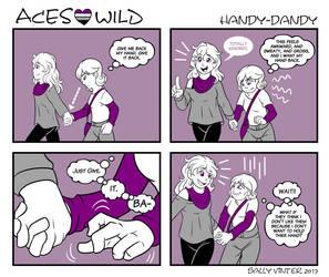 Aces Wild - 07 - Handy Dandy by SallyVinter