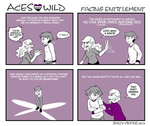 Aces Wild - 16 - Facing Entitlement by SallyVinter