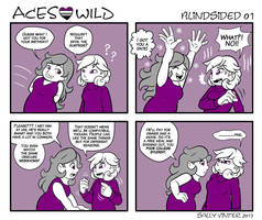 Aces Wild - 20 - Blindsided 01 by SallyVinter