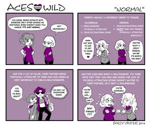 Aces Wild - 32 - 'Normal' by SallyVinter