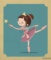 Tiny Dancer by tissa