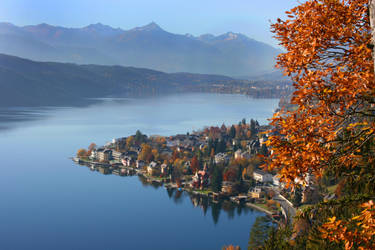 Autum in Carinthia - Austria by MannaZat