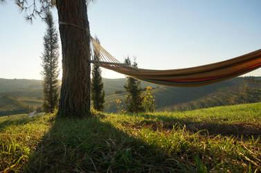 hammock by MannaZat