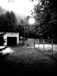 The yard by MannaZat