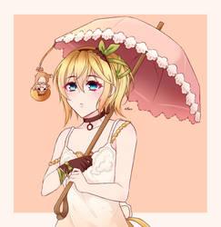 Edna by tsukimqru