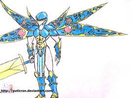 archangemon by puticron