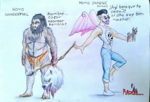 evolution? by puticron