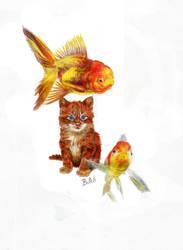 I....Like....Fish. by thorr