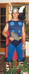 me in my thor outfit by thorr