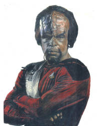 worf by thorr