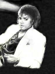 Michael Jackson I by thorr