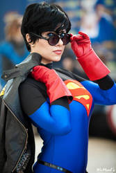 At a Glance - Superboy by SilverShadeCosplay