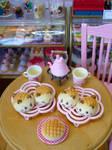 Cute Neko Pans miniature by LittlestSweetShop