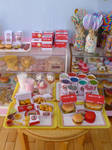 Littlest Fast Food by LittlestSweetShop