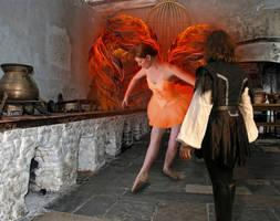 The Firebird by cazcastalla