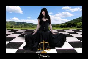 Justice by cazcastalla