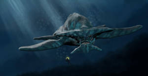Leviathan by godofchaosvn