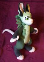 Lemongu Possum Plush by NoxxPlush