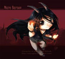 Mare Barsov by SaiyaGina