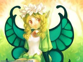 Odin Sphere: Fairy Queen by SaiyaGina