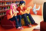 Mottocon Illust 2 by SaiyaGina