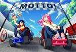 Mottocon Illust 3 by SaiyaGina