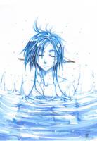 Yo soy el Agua by SaiyaGina