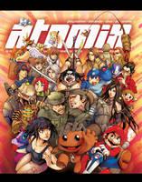 Atomix Cover by SaiyaGina