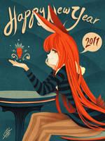 La Liebre del 2011 by SaiyaGina