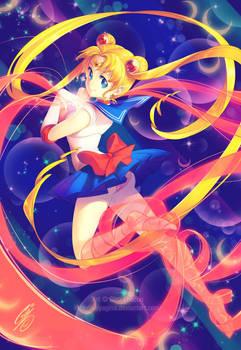 Moon Prism Power by SaiyaGina